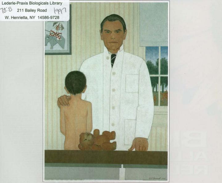《美国医学会杂志》1997年8月27日一期的封面(图片:JAMA)